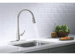 Kitchen Faucet Not Working by Hypnotizing Pictures Kitchen Sink Drain Not Working Via Kitchen