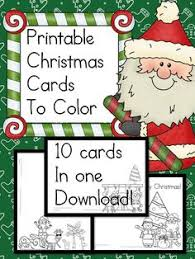 free printable christmas cards to color and send to deployed