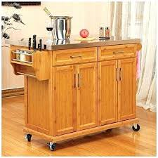 stainless steel topped kitchen islands kitchen islands big lots small bamboo stainless steel top kitchen
