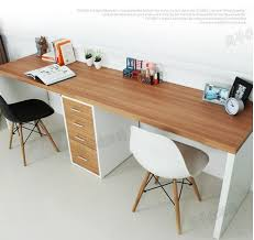 Cheap Desks With Drawers Desk Awesome Computer With Drawers On Left Side White Inside Long