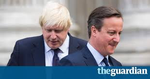 Michael Duncan Clark Bench Press David Cameron Ridicules Boris Johnson U0027s Second Eu Referendum Idea