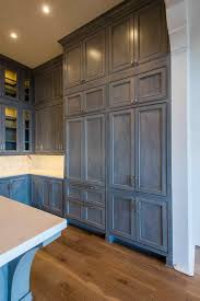 gray stained oak cabinets deductour com best home furniture design