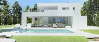 Modern Villas by Exclusive Modern Villas In A Private Area In Benalmadenaunico