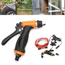 automotive electric water pump 12v portable 100w 160psi high pressure car electric washer auto