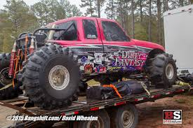 monster trucks racing in mud bangshift com fastest of the fast mud bog race