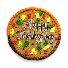 thanksgiving cookie cake the great cookie