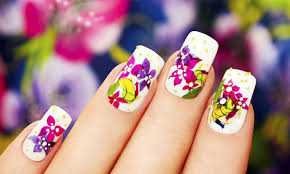 manicures nails by darlene at sharp cuts groupon