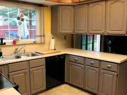 Distressed Painted Kitchen Cabinets Kitchen Room Wonderful Chalk Paint Cabinets Distressed Chalk
