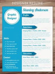 Resume Examples Graphic Designer by 28 Amazing Examples Of Cool And Creative Resumes Cv Resume Cv