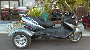 suzuki burgman 650 executive trike motorcycles for sale