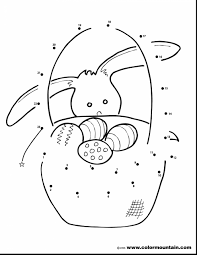 terrific printable dot art coloring page with dot to dot coloring