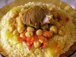 recette cuisine couscous recette de couscous au safran et au poivre noir de tlemcen