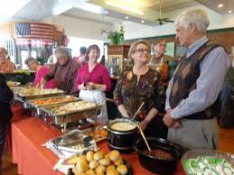 riverside café thanksgiving dinner draws 200 the ellsworth