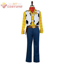 Sheriff Halloween Costumes Shop Toy Story Cowboy Sheriff Woody Halloween