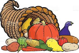 horn of plenty thanksgiving symbol stock vector 165551204 istock