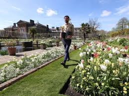 pictures of a garden princess diana memorial garden opens at kensington palace business