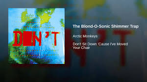 the blond o sonic shimmer trap youtube