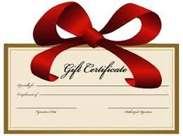 salon gift card salon gift certificates hair couture in rohnert park ca