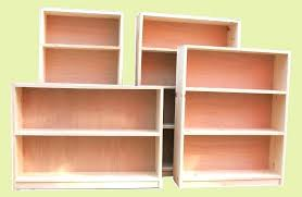 unfinished wood bookcase kit unfinished bookcases bookcase cheap pine furniture unfinished pine