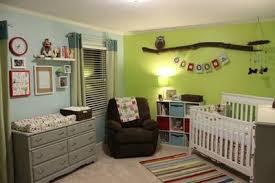 Woodland Decor Nursery Modern Woodland Creature Themed Nursery Ideas For Baby