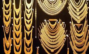 hallmarking of gold ornaments a way