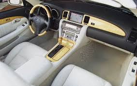 how much is a lexus sc430 used 2005 lexus sc 430 convertible pricing for sale edmunds