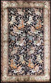 Silk Shag Rug Persian Carpet Silk 16th Century Carpet U0026 Rug Pinterest