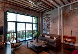 Industrial Look Living Room vintage industrial style ideas for a living room u2013 home and decoration