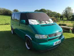 vw minivan vw t4 campervan caravelle volkswagen bus camper van