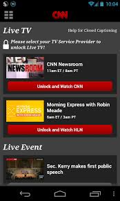 cnn app for android official cnn app for phones updated with live