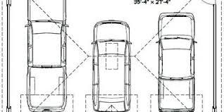 dimensions of two car garage u2013 venidami us