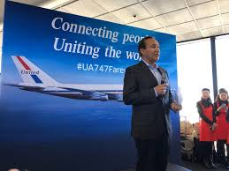 thanksgiving letter from united ceo live and let s fly