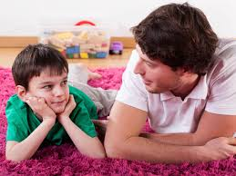 Parenting Your Kids With Love And Affection by Tips For Avoiding Blank Stares And One Word Answers From Your Children