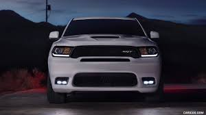 Dodge Durango Srt - 2018 dodge durango srt front hd wallpaper 26
