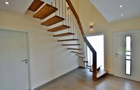 freitragende treppen freitragende treppe mit edelstahl 11 treppenbau becker