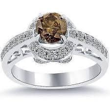 chocolate wedding rings chocolate ring ebay
