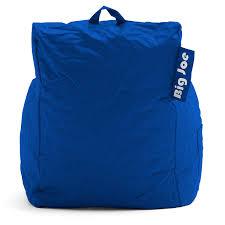 Big Joe Dorm Bean Bag Chair Amazon Com Big Joe Cuddle Chair Sapphire Kitchen U0026 Dining