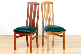 Dining Chairs Perth Wa Manta Jarrah Or Marri Dining Chair Leather Or Fabric Bespoke