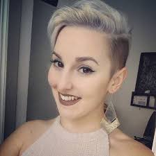 sidecut hairstyle women short hair side cuts best short hair styles