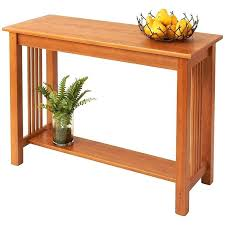 mission style console table oak sofa table mission style console tables solid oak sofa table