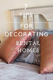 7 tips for decorating a rental home on a budget recycled