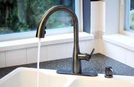 new kitchen faucets a new kitchen faucet visual meringue