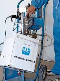 powder coating basics rod network