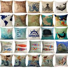 Sofa Pillow Cases Coral Pillow Ebay