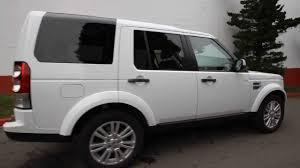 white land rover lr4 2011 land rover lr4 hse ba568665 white bellevue redmond