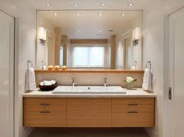 Best Large Bathroom Mirrors Ideas On Pinterest Inspired - Lighting for bathrooms mirrors