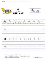 free printable writing practice paper one inch lines cute to