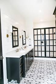 Modern Farmhouse Bathroom Smi Modern Farmhouse Master Bedroom And Bathroom Sita Montgomery