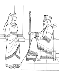megillat esther online esther coloring pages arilitv esther coloring