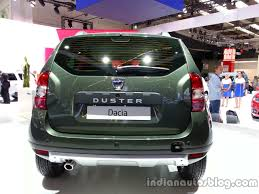 renault duster 2013 renault duster 4x4 confirmed for late 2014 launch